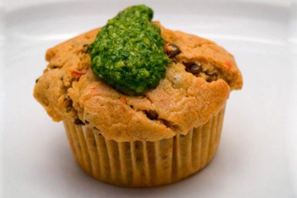 Muffin de lentejas